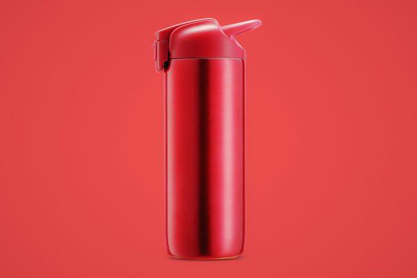 ของพรีเมี่ยม แก้วน้ำ กระบอกน้ำสแตนเลส ชนไม่ล้ม / ปัดไม่ล้ม #OGD092