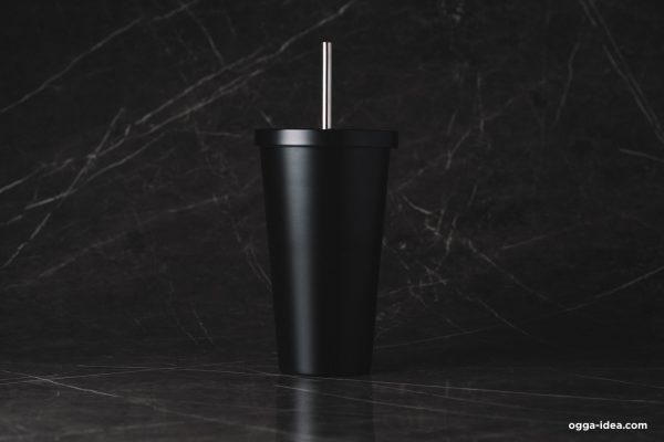 ของพรีเมี่ยม แก้วน้ำ กระบอกน้ำ สแตนเลส เก็บร้อนเย็น 16 | Ogga Idea